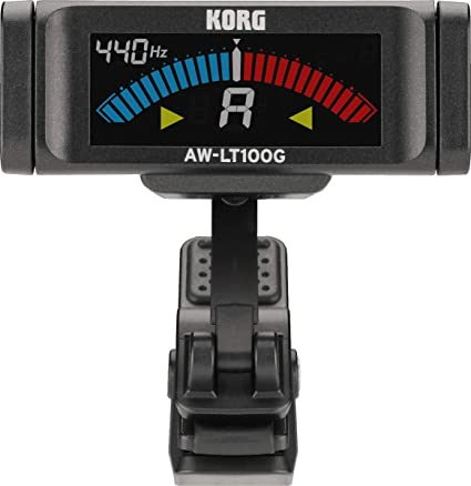 Korg Clip-On Tuner AW-LT100G