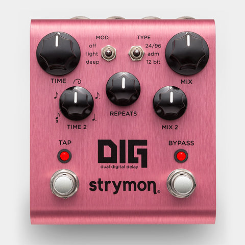 Buy Strymon DIG - Dual Digital Delay Pedal Online