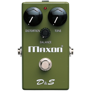 Maxon DISTORTION AND SUSTAINER (D&S)