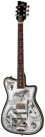 Duesenberg Alliance Johnny Depp Artist