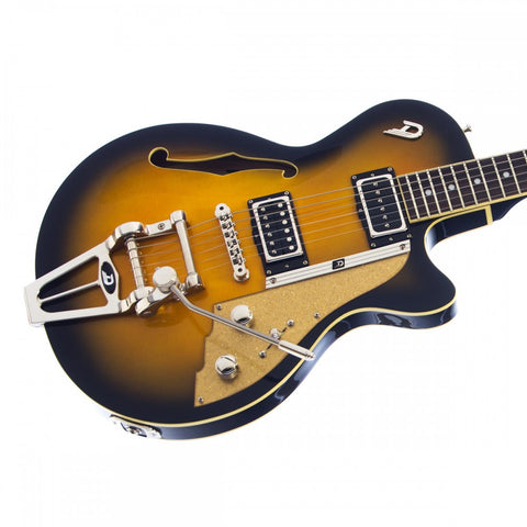 Duesenberg Starplayer TV 2-Tone Sunburst