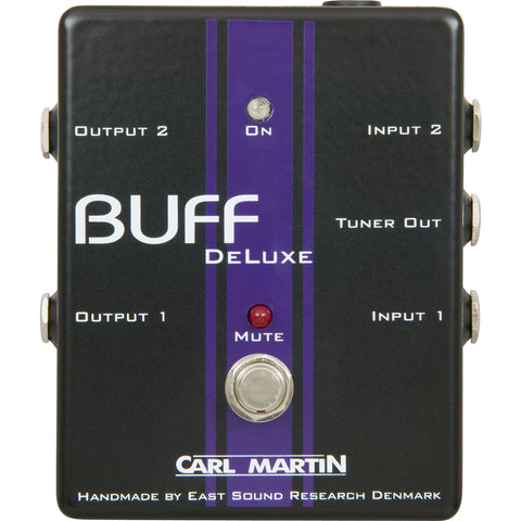 Buy Carl Martin Buff Deluxe