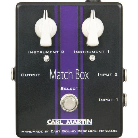 Buy Carl Martin Match Box