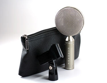 Buy Cascade Microphones Fat Head Bare Essentials Version