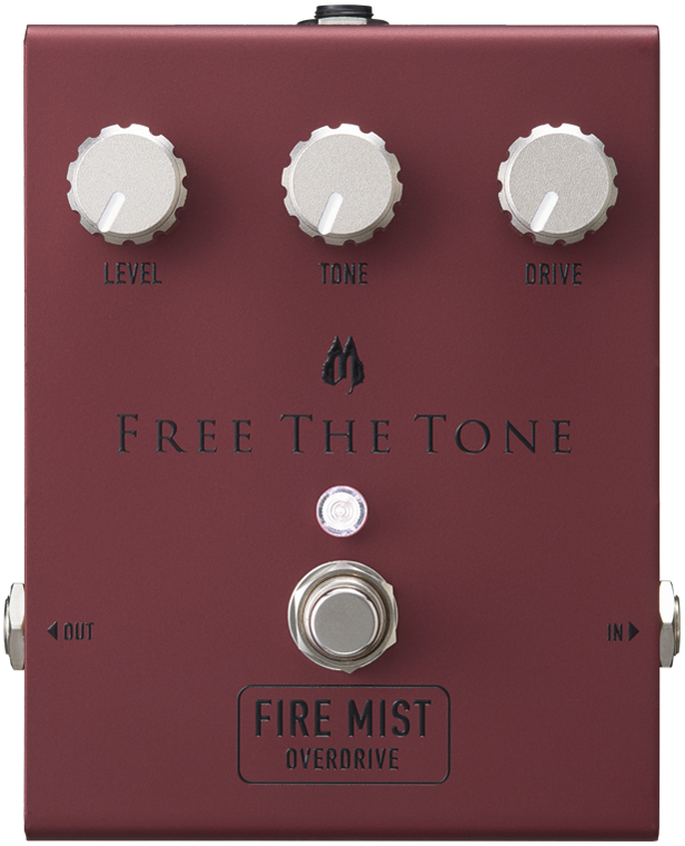 Buy Free The Tone Fire Mist Overdrive Online