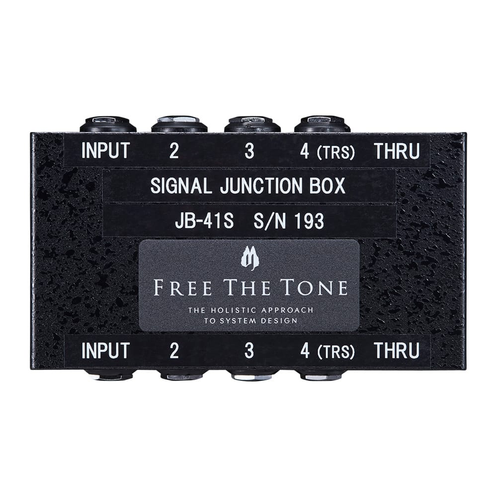 Free The Tone - JB-41S - Signal Junction Box