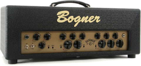 Bogner Amplification Goldfinger 45 Watt Head