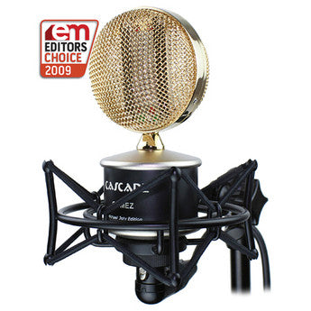 Buy Cascade Microphones GOMEZ Short Ribbon