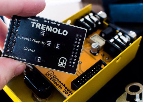 Buy Green House Effects Self Titled Module: Tremolo Online