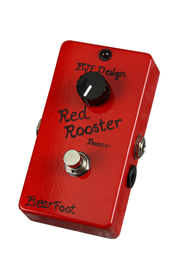 Buy BearfootFX Red Rooster Booster Number 1 Online
