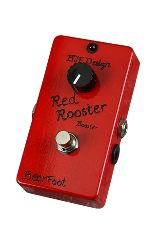 BearfootFX Red Rooster Booster Number 1