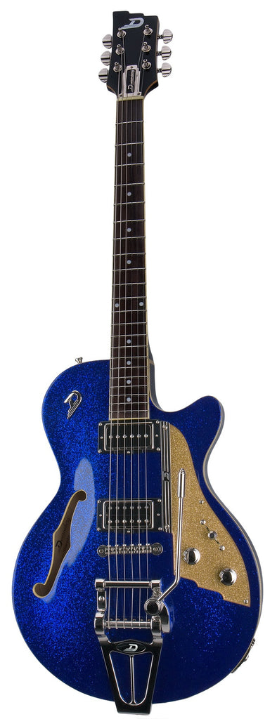 Buy Duesenberg Starplayer TV Blue Sparkle Online