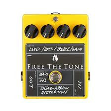Free The Tone - Quad-Arrow Distortion QA-2
