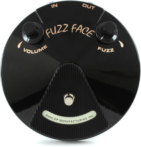 Buy Dunlop Joe Bonamassa Signature Fuzz Face Mini Distortion Black Online
