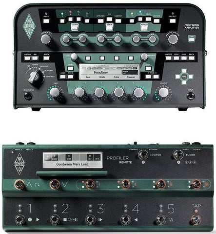 Buy Kemper Profiler Head + Profiler Remote Online
