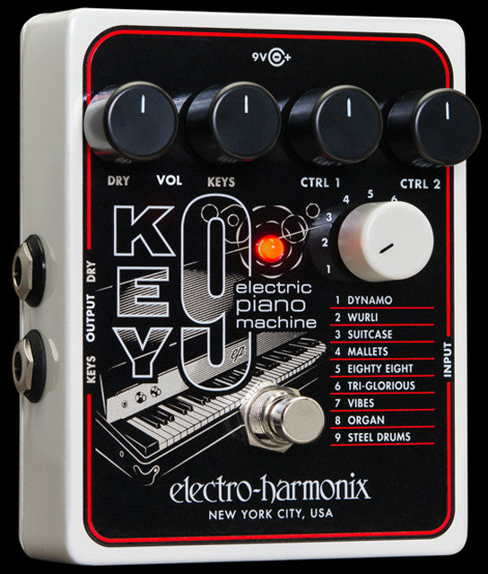 Synthesizer Pedal - Rogue Guitar Shop