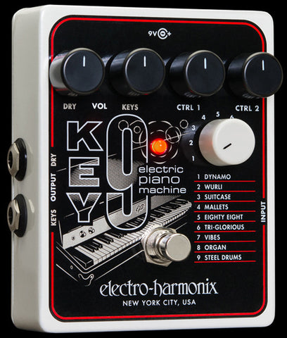 Electro Harmonix Key 9 Electric Piano Machine