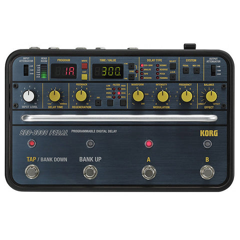 Buy Korg SDD-3000 Digital Delay Pedal Online