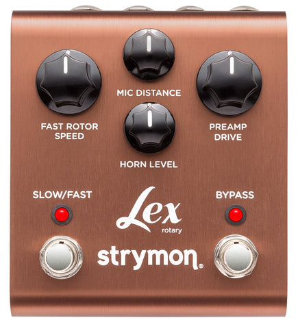 Buy Strymon Lex - Rotary Effects Pedal Online