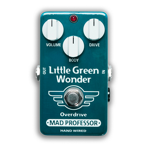 Mad Professor Little Green Wonder Hand Wired BJF