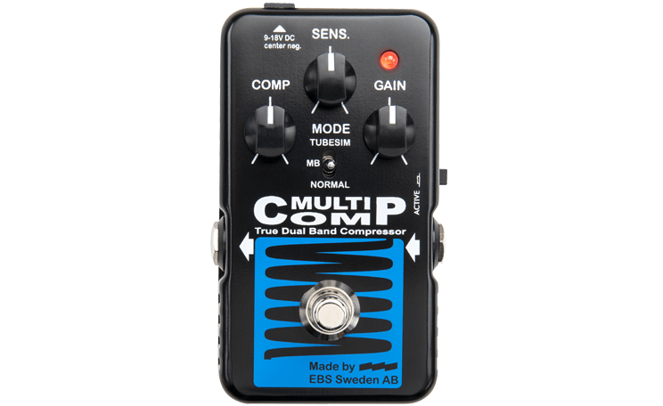 EBS Effects MultiComp Blue Label