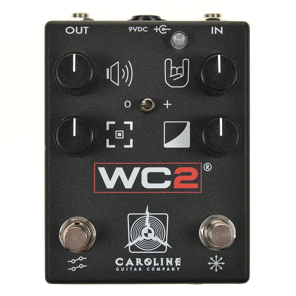 Buy Caroline Guitar Company Wave Cannon MKII Superdistorter