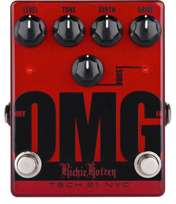 Buy Tech 21 Richie Kotzen Signature OMG Pedal Online