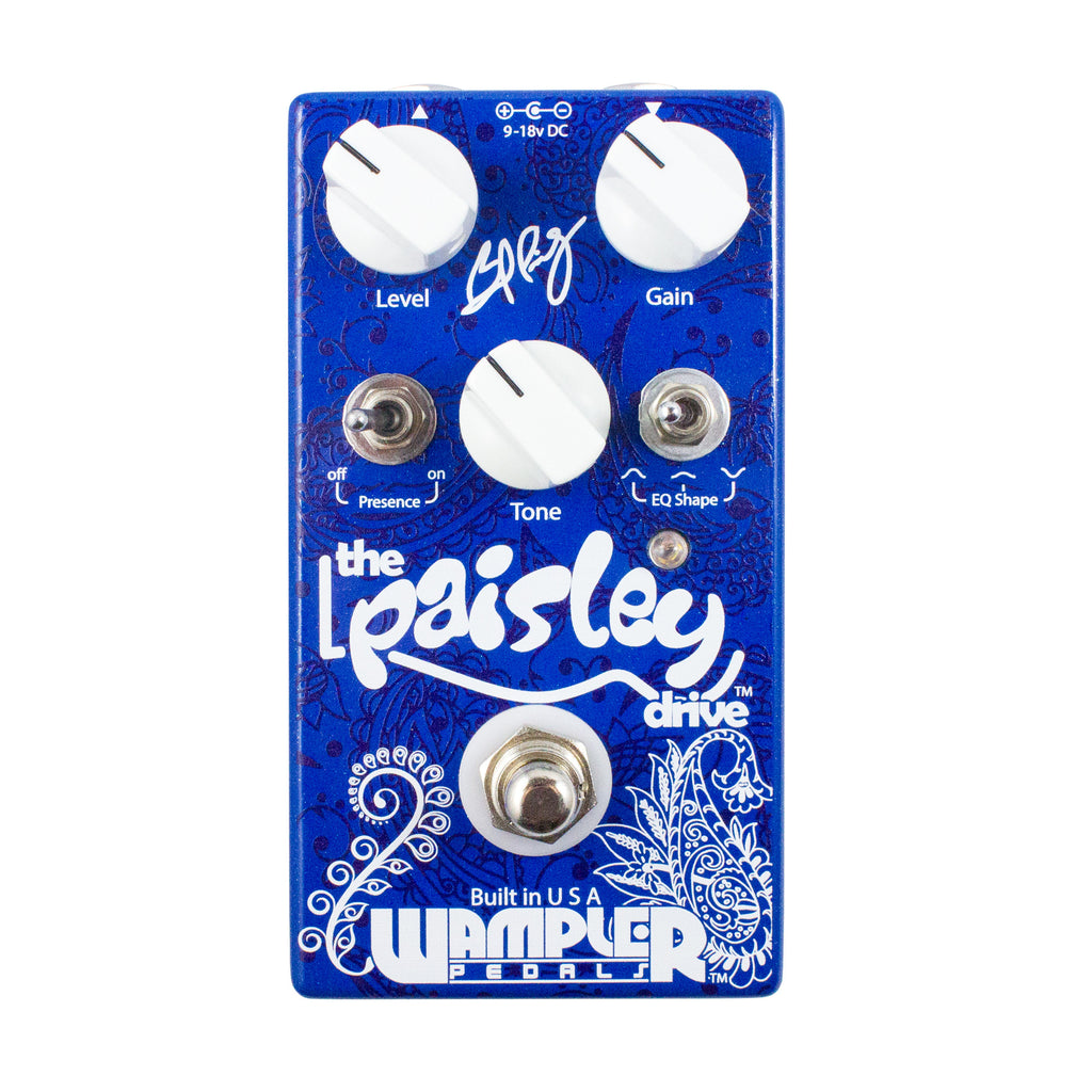 Buy Wampler Pedals Paisley Drive 2016 Online