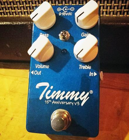 Paul Cochrane Timmy 15th Anniversary V3 Overdrive