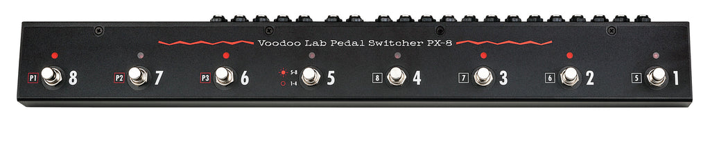 Buy Voodoo Lab Pedal Switcher PX-8 Online
