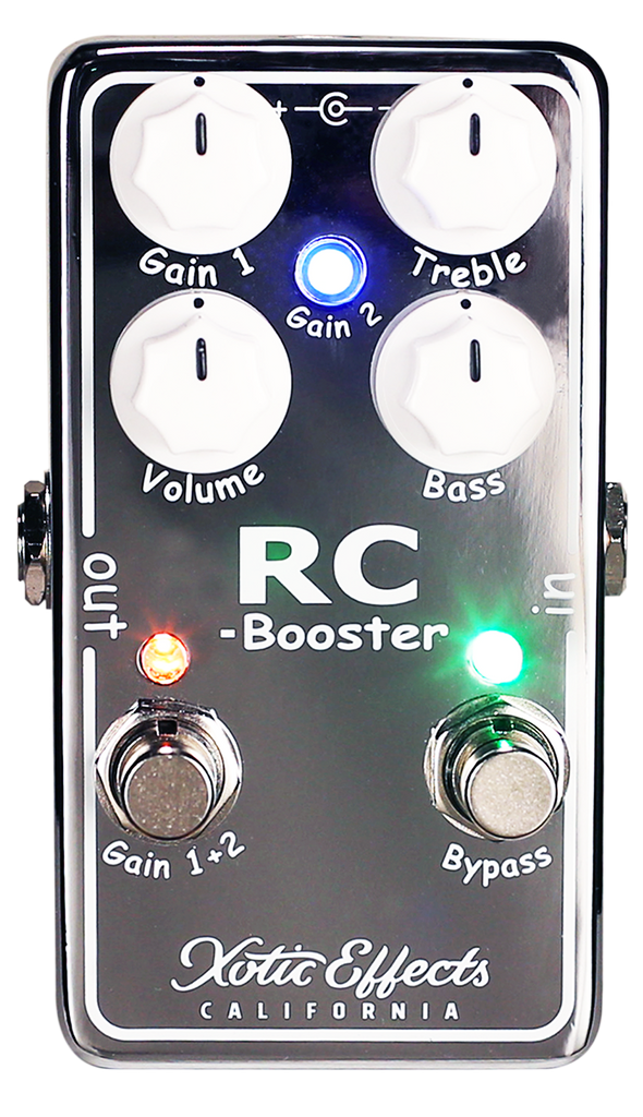 Buy Xotic Effects RC Booster V2 Online