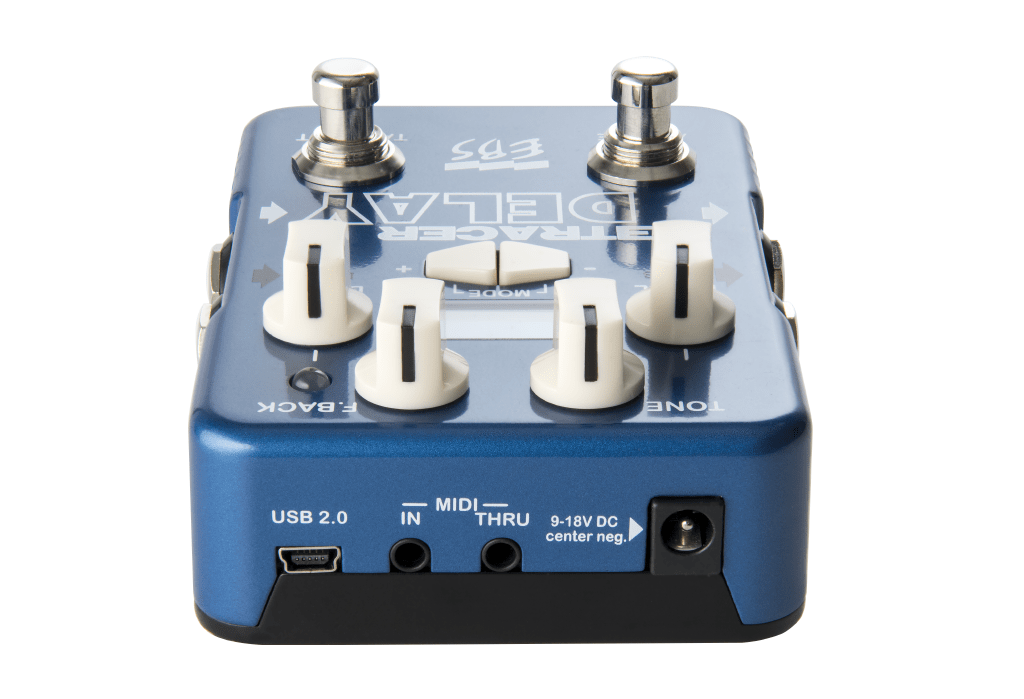EBS Effects ReTracer Delay Workstation