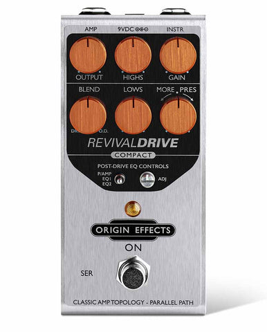 Origin Effects Revival Drive Compact