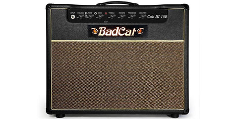 Bad Cat Amps Cub III Legacy Series 15 1x12 Combo