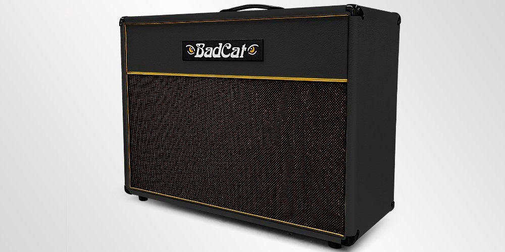 Buy Bad Cat Amps Standard Speaker Cab 2x12 Online