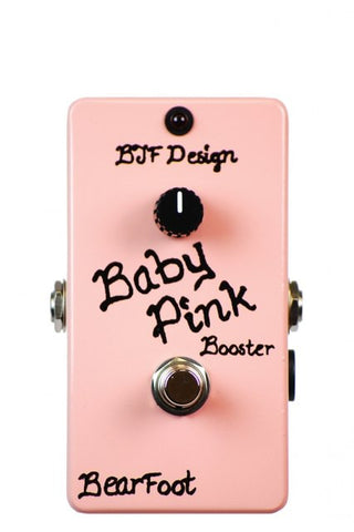 BearFoot FX Baby Pink Booster