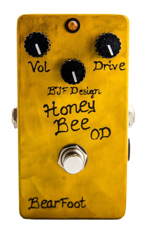 Buy BearFoot FX Honey Bee Overdrive Online
