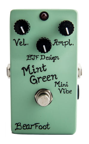 BearFoot FX Mint Green Mini Vibe