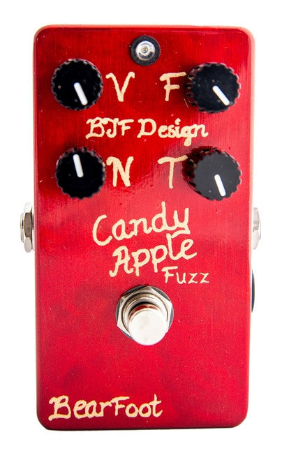 Buy Bearfoot FX Candy Apple Fuzz GOLD Online