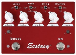 Buy Bogner Ecstasy Red Overdrive