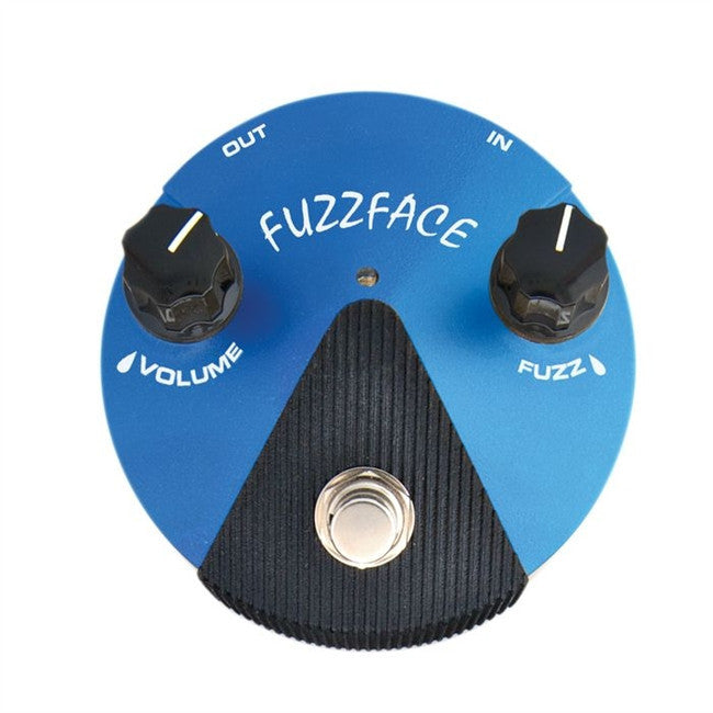 Buy Dunlop Silicon Fuzz Face Mini Distortion Online