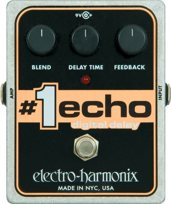 Buy Electro-Harmonix #1 Echo Digital Delay Pedal Online