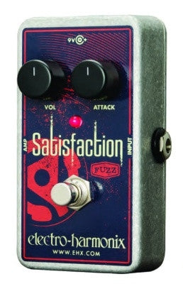 Buy Electro-Harmonix Satisfaction Fuzz Online