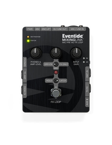 Eventide The Mixing Link