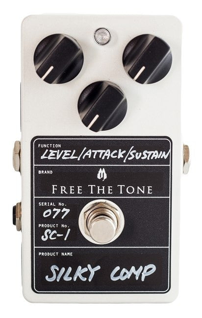 Free The Tone - Silky Comp SC-1