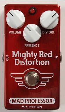 Buy Mad Professor Mighty Red Distortion PCB BJF Online