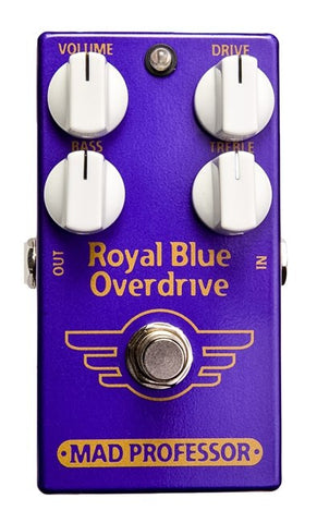 Buy Mad Professor Royal Blue Overdrive PCB Online