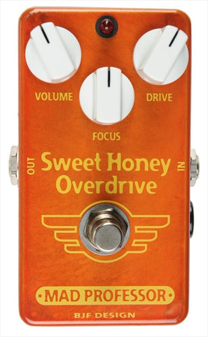 Mad Professor Sweet Honey Overdrive Hand Wired BJF