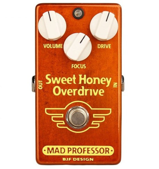 Buy Mad Professor Sweet Honey Overdrive PCB BJF Online
