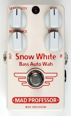 Buy Mad Professor Snow White Bass Auto Wah BJF Hand Wired Online